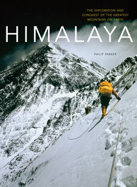 Front cover of Himalaya edited by Philip Parker