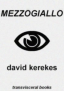 Front cover of Mezzogiallo by David Kerekes