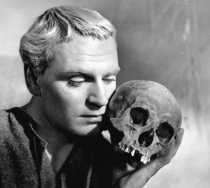 Box of bone: Olivier as Hamlet (1948)