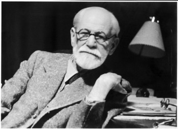 Still afflicted: Freud in 1938